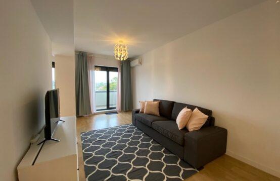 Apartament 3 camere, mobilat modern, balcon si loc de parcare, zona Domenii