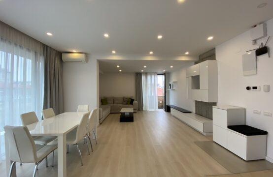 Appartement de 3 pièces, meublé de façon moderne, quartier Dorobanti (id run: 17172)