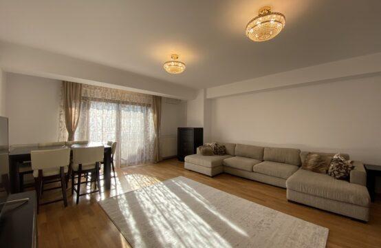 Appartement de 4 pièces, meublé, parking et espace de stockage, zone Aviatorilor (id run: 17189)