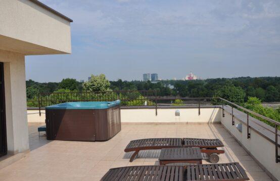 Duplex avec 4 pièces et terrasse, quartier Primaverii (id run: 9263)