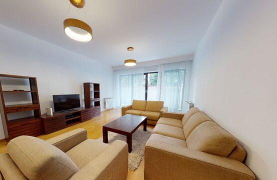 Appartement avec terrasse et jardin, 4 pièces, quartier Aviatorilor (id run: 6842)