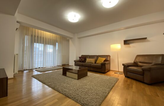3-room apartment, furnished, balcony, storage room and parking space, Aviatorilor area