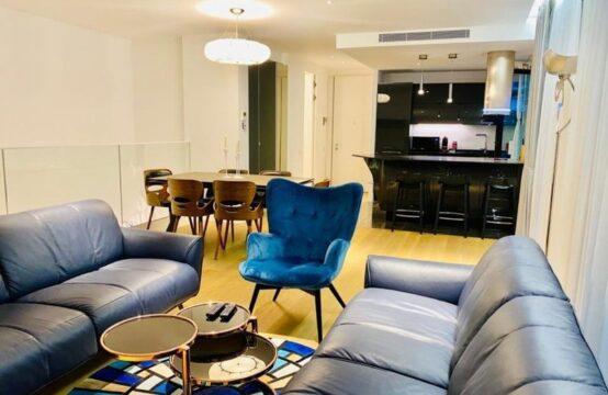 Duplex de luxe avec terrasse, 2 parkings, meublé, quartier Aviatorilor (id run: 16984)