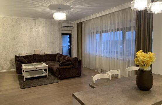 Appartement de luxe 2 pièces, immeuble avec piscine, quartier Baneasa (id run: 17227)