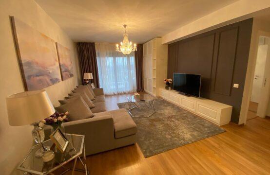 Appartement de luxe de 3 pièces, immeuble avec piscine extérieure et cour, quartier Iancu Nicolae (id run 17306):