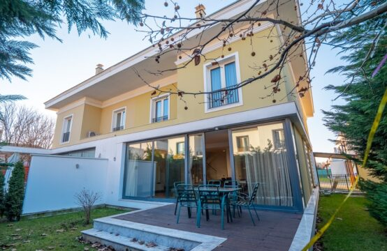 Villa meublée et équipée, complexe résidentiel, quartier Iancu Nicolae (id run: 13117)