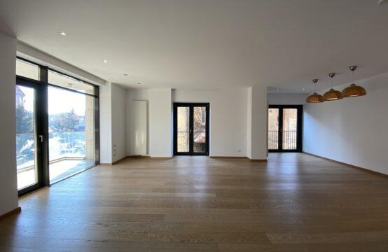 Appartement 4 pièces, avec terrasse et parking, quartier Kiseleff (id run: 10295)