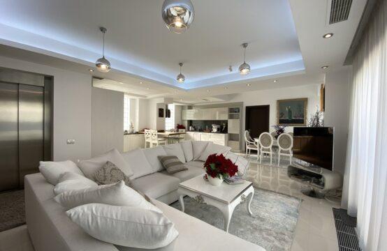 Appartement de luxe, 3 pièces avec terrasse et place de parking, quartier Aviatorilor (id run: 17321)