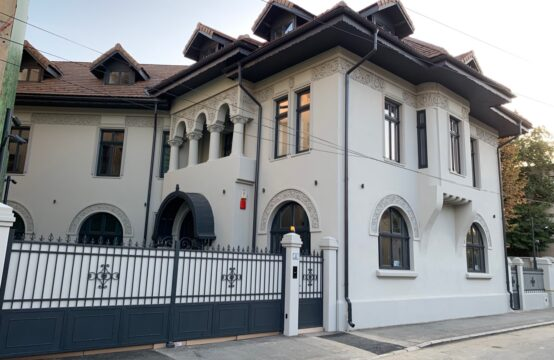Villa récemment rénovée, lumineuse et spacieuse, quartier Dacia (id run: 17433)