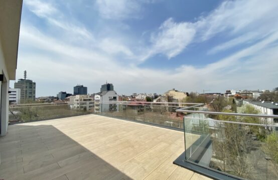 Penthouse 5 rooms, duplex type, luxury, Primaverii area