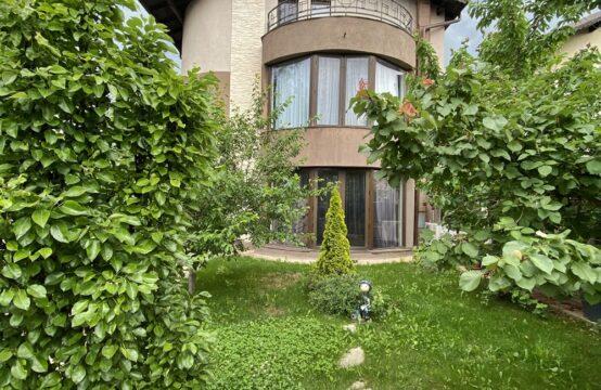 Vila 5 camere cu gradina frumoasa, mobilata, zona Pipera