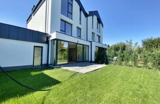 Villa moderne, complexe résidentiel, cour et garage, quartier Iancu Nicolae (id run: 17663)
