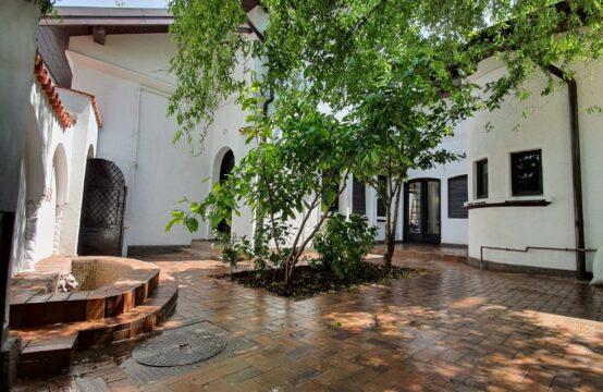 Villa à la belle architecture de l'entre-deux-guerres, avec jardin, DaciaVila cu arhitectura frumoasa din perioada interbelica, cu gradina,Dacia
